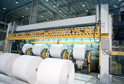 Pulp & Paper Industry Served by Controval